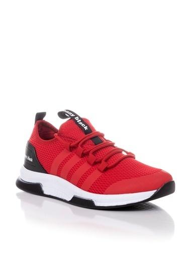 Tonny Black Kırmızı Unısex Spor Ayakkabı Tbqnt Kırmızı